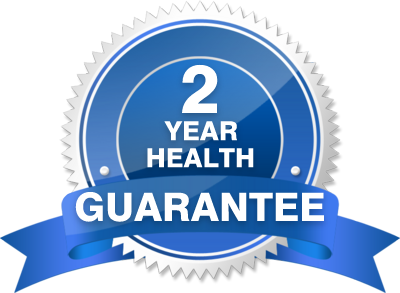 2 Year Health Guarantee